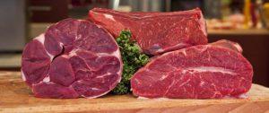 carne rica en proteina