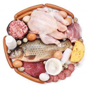 proteinas de pescado