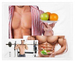 ganar masa muscular con dieta