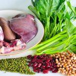 Alimentos ricos en hierro,gran listado y beneficios