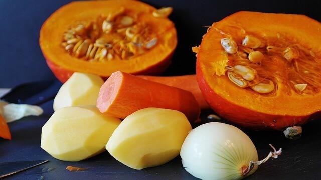 semillas de calabaza aporta muchos nutrientes de hierro a nuestro organismo