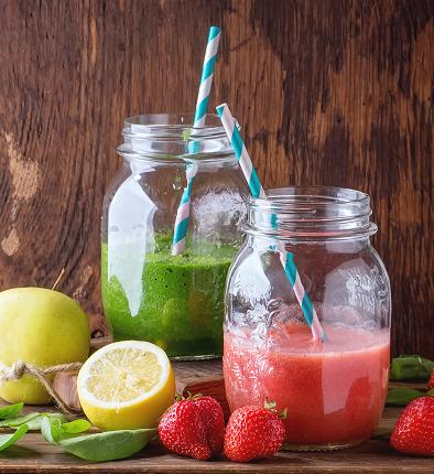batidos de frutas para bajar de peso