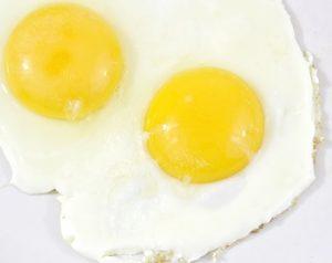huevos receta proteica