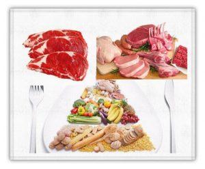 alimentos para una dieta proteica