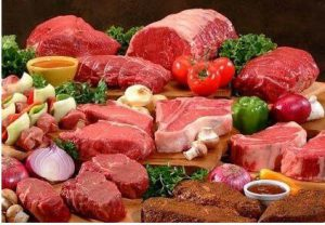 alimentos proteinas en carne