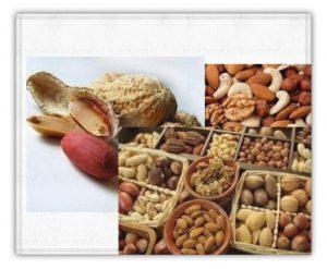 frutos secos proteinas
