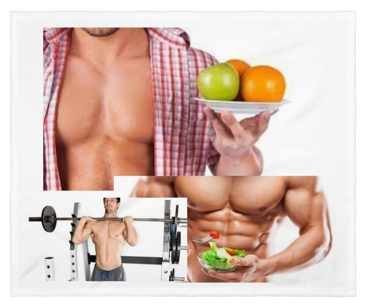 10 Consejos Para Ganar Masa Muscular y Fuerza Más Dieta
