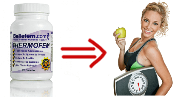 Thermofem: Las Mejores Pastillas para Perder Peso Rápido
