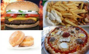 Bloqueador de grasas y termogénicos para estos alimentos