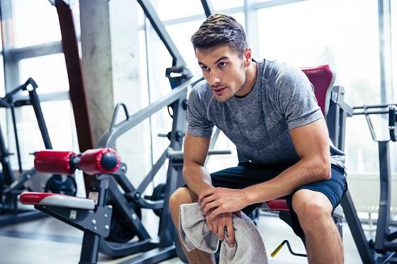cuerpo saludable comer antes de ir al gym