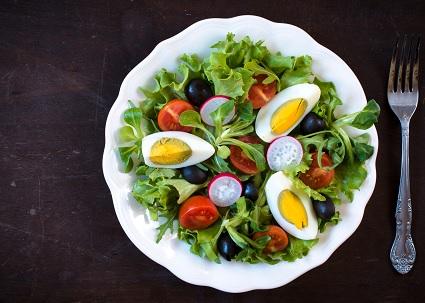 Beneficios y propiedades dieta del huevo duro