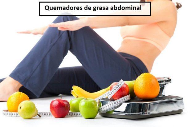 Quemadores de grasa abdominal
