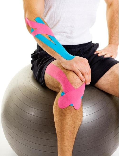 vendaje para la recuperación muscular