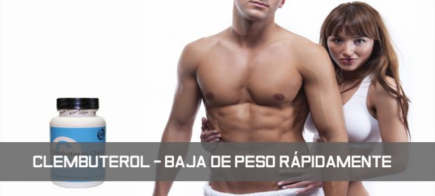 Clenbuterol-para adelgazar y bajar de peso