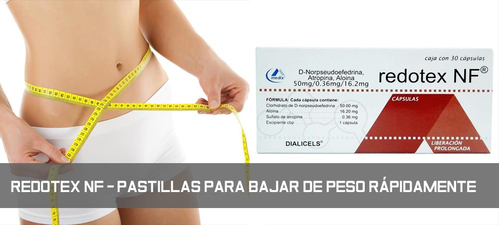 Redotex-NF-Pastillas-para-bajar-de-peso-rápidamente