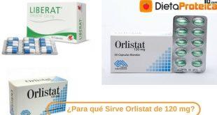 ¿Para qué Sirve Orlistat de 120 mg_