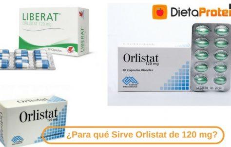 ¿Para qué Sirve Orlistat de 120 mg?