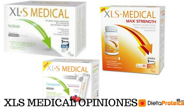 Pastillas xls medical para adelgazar