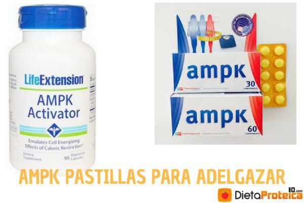 AMPK Pastillas Para Adelgazar ¿Realmente Funcionan