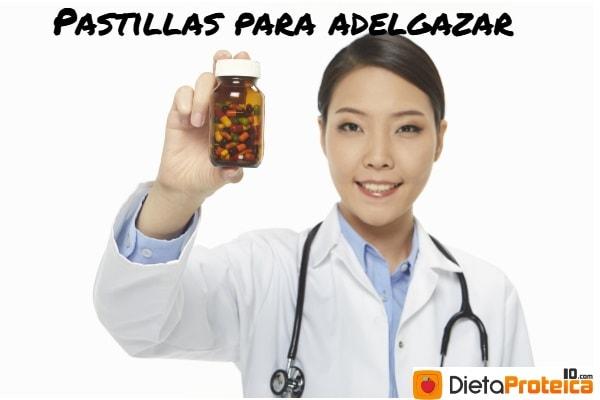 pastillas para bajar de peso en farmacias