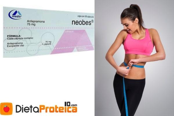 neobes anfepramona para bajar de peso