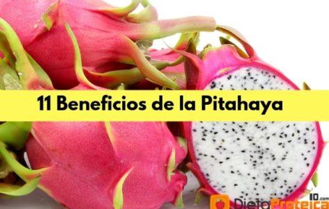 11 Beneficios de la Pitahaya o Fruta del Dragon