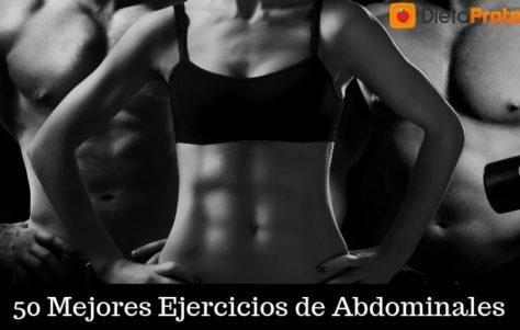 Los 50 mejores ejercicios de abdominales