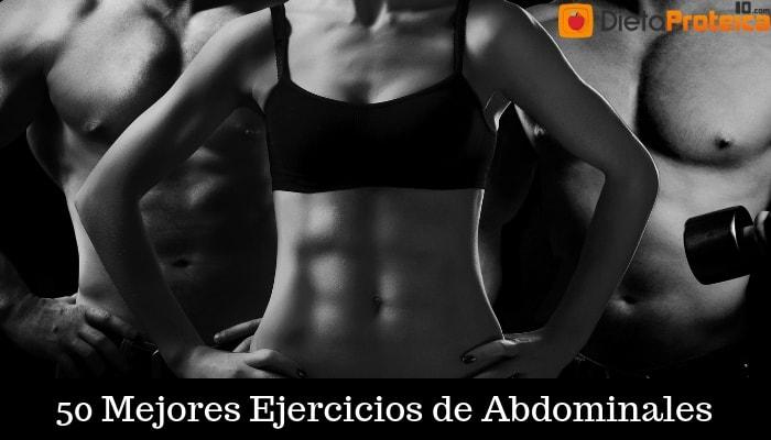 Los mejores ejercicios de abdominales para mujeres y hombres