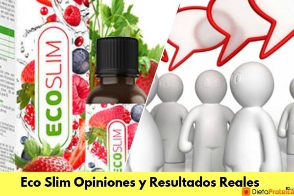 Eco Slim Opiniones reales del 2019