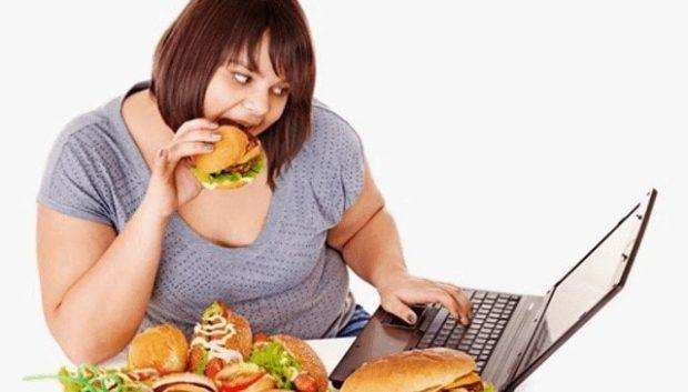 Consecuencias ante la ansiedad por comer
