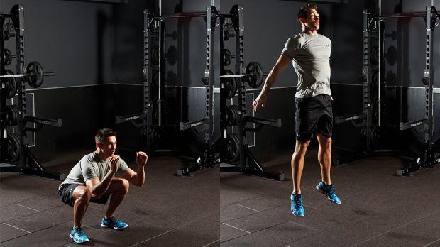 Resultado de imagen para Jump Squats