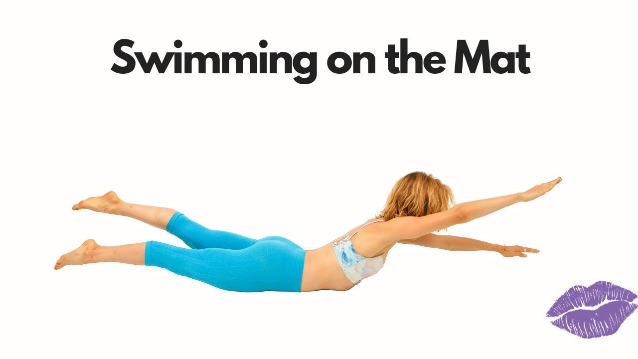 Resultado de imagen para natación Pilates